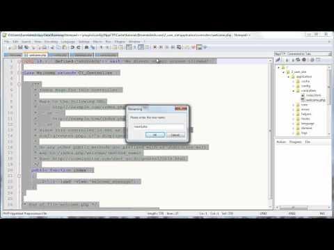 CodeIgniter Tutorials: Registration & Login (Part 2/13)