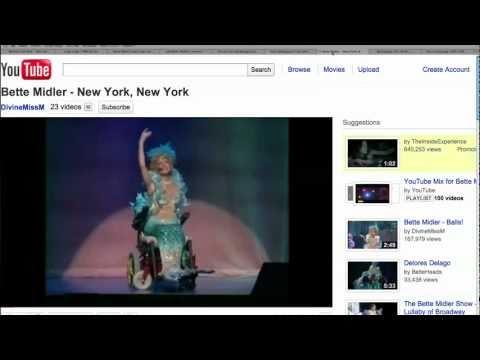 Did Lady Gaga Copy Bette Midler?