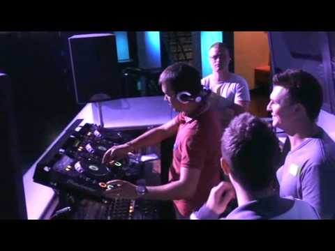 Ministry of sound tutor  day 21st August 2009 ( Video  1)