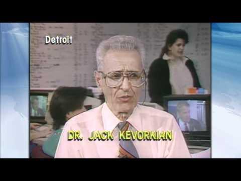 Dr. Jack Kevorkian on the Assisted Suicide of Janet Adkins
