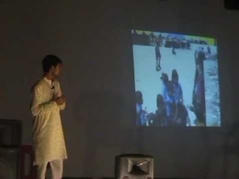 Exploring the Real Context of Education: Devanik Saha at TEDxNITDurgapur