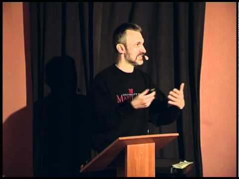 TEDxTurgenevLibrary - Vadim Stepanov - Library in the Digital Environment