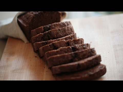 Chocolate Zucchini Bread Recipe: Make It (How To) || Kin Eats