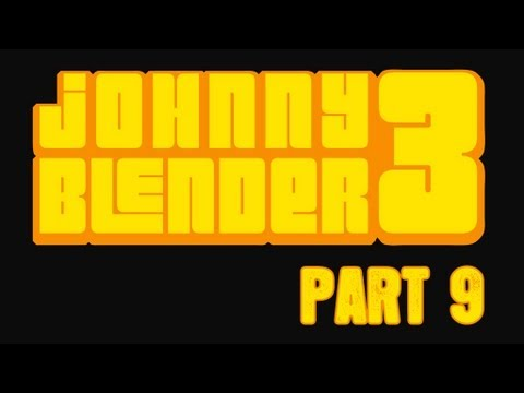 Johnny Blender 3 - Pt 09 - Texture Painting