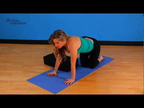 Yoga Poses for Pregnancy: 7-9 Months