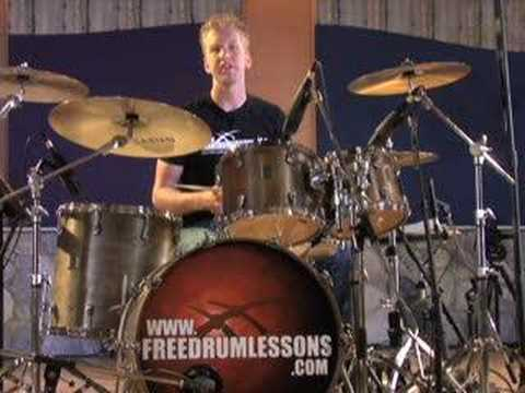 Snare Drum Cross-Sticking - Drum Lessons