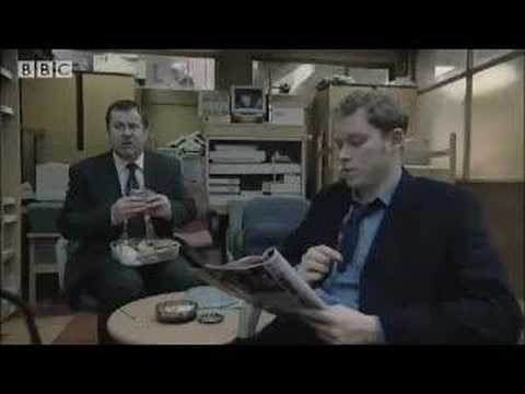 UFO - The Smoking Room - BBC comedy