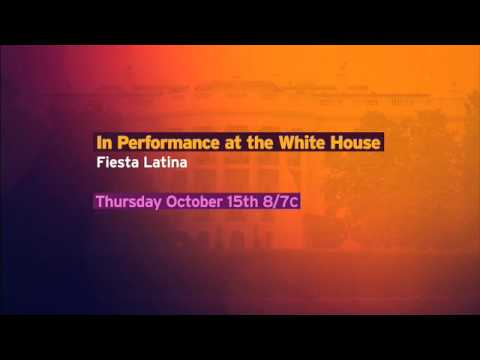 IN PERFORMANCE AT THE WHITE HOUSE | Fiesta Latina  | PBS