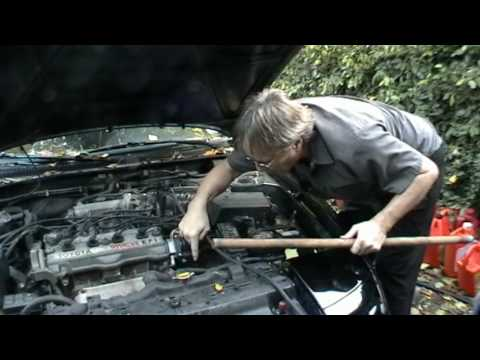 What to do if your car won't start.