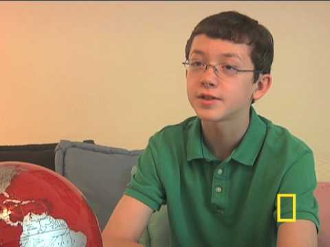 National Geographic Bee 2010 - Geographic Bee 2010 - NM Finalist