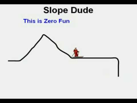 Slope Dude