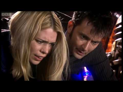 The two Doctors - Doctor Who - BBC