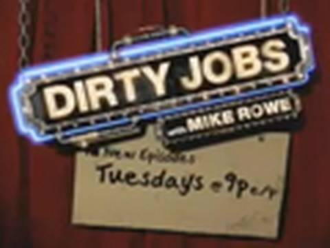 Dirty Jobs Returns Oct. 6th @ 9PM E/T, Only on Discovery *