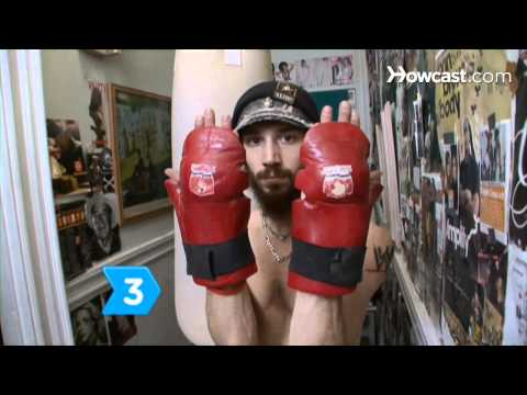 How to Stand to Work a Heavy Bag