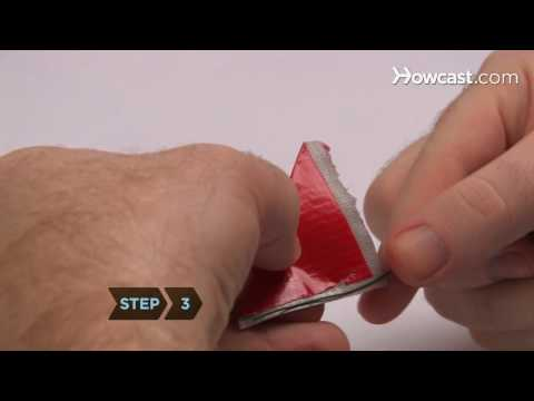 How To Craft a Duct Tape Rose