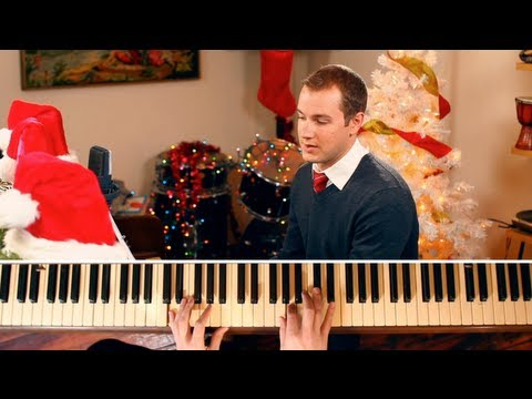 "How to Play Christmas Songs on Piano: ""Jingle Bells"""