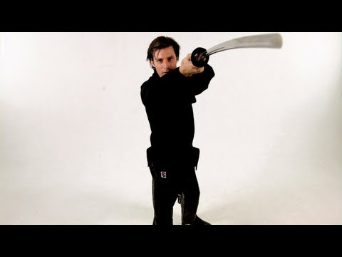 Basic Strikes: Upward | Katana Sword Fighting