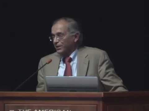 Caltech's Charles Elachi Delivers Zewail Foundation Lecture