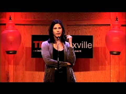 TEDxKnoxville - Alison Lebovitz - Changing the world begins with...