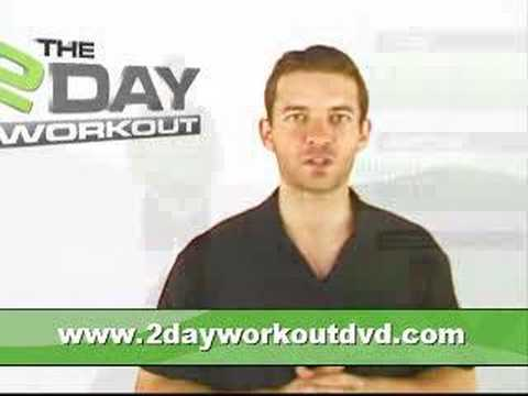 2Day Workout for weight loss and a great body!