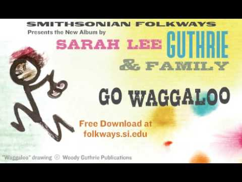 "Sarah Lee Guthrie & Family ""Go Waggaloo"" Ad"
