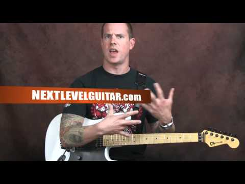 How to play Black Sabbath inspired classic metal song Sabbath Bloody Sabbath style guitar lesson