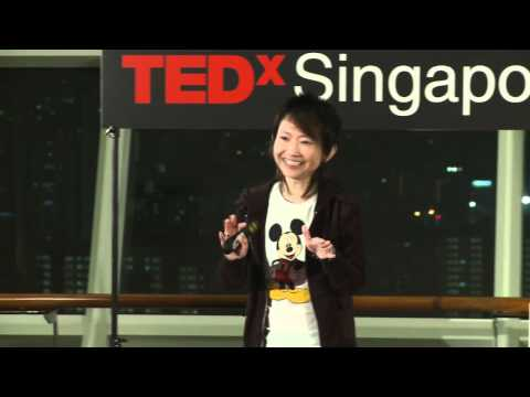 TEDxSingapore - Kelley Cheng - Be a design democract!