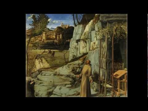 Giovanni Bellini, Saint Francis in the Desert, circa 1480