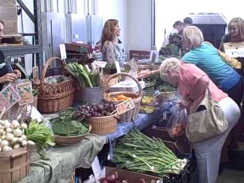 Fresh Food in Las Vegas?  A Visit to the Molto Farmers Market