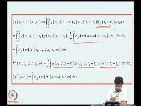 Mod-04 Lec-16 Random vibrations of mdof systems-4