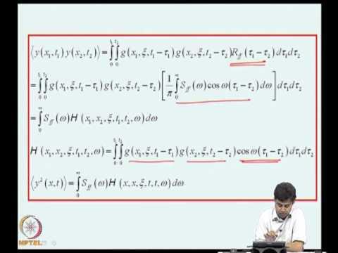Mod-04 Lec-16 Random vibrations of mdof systems-4
