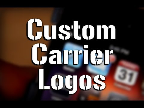 Get Custom Carrier Logos on iPhone, iPod Touch & iPad with Zeppelin