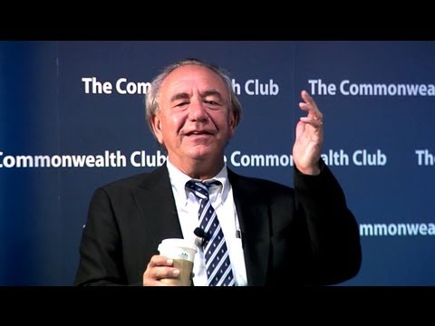 Political Satirist Will Durst Takes on Mitt Romney
