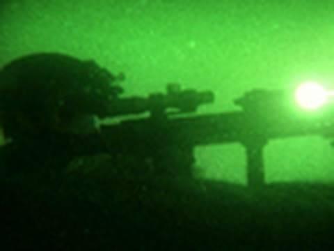 SEAL Sniper Team
