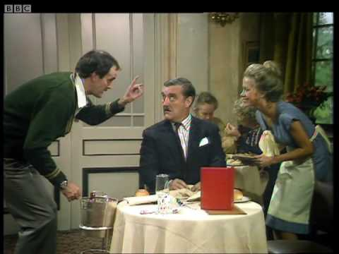 John Cleese on Polly - Fawlty Towers - BBC