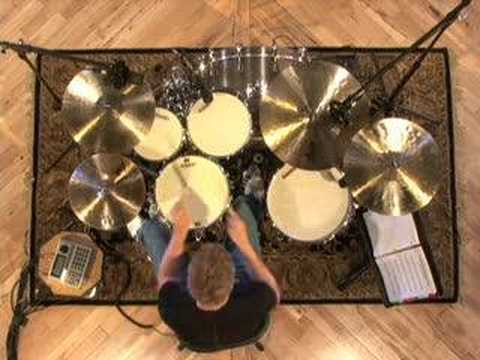 Quarter Note Drum Fills - Drum Lessons