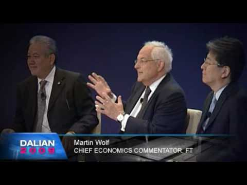 Dalian 2009 - CNBC Currency Debate Highlights