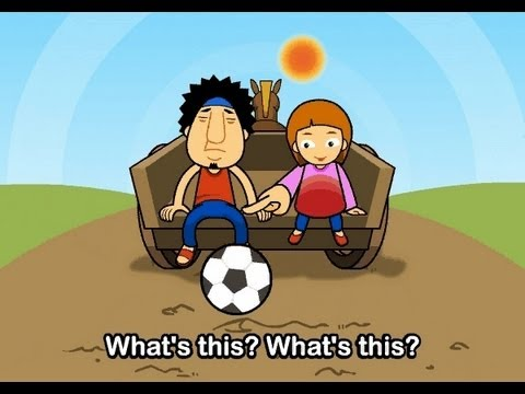 Muffin Songs - What's This?   | nursery rhymes & children songs with lyrics | muffin songs