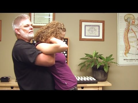 5 Chiropractic Adjustments, Upper Back Adjustment Part 3, Austin Chiropractor Jeff Echols