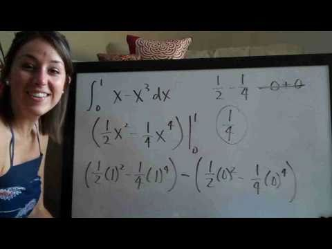 Definite Integral Example 6