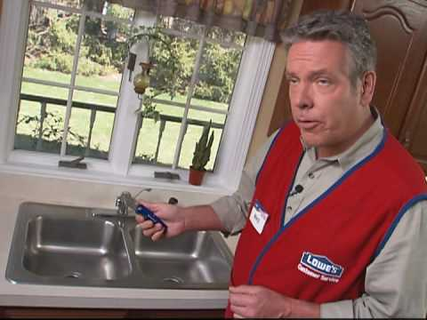 How to Replace and Install a Kitchen Sink - Do It Yourself