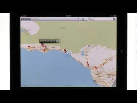 Location tips and tricks for the iPad | lynda.com tutorial