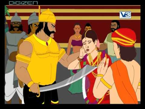 KidRhymes - Bal Krishna Hindi Part 1