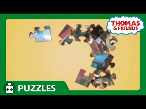 Thomas & Friends: Engine Puzzle #17