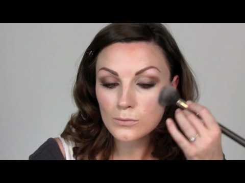 PROM MAKE-UP TUTORIAL - SOFT BRONZE