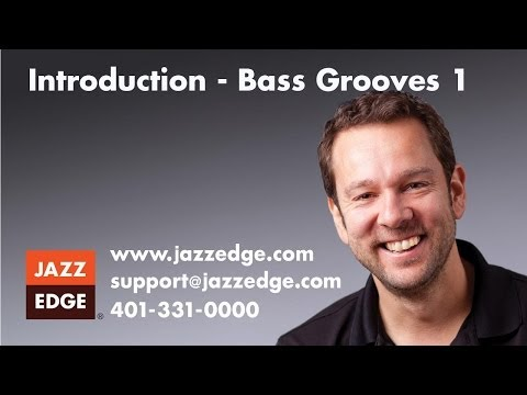 Bass Grooves 1 - Introduction
