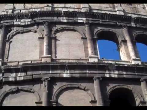 Colosseum (Amphitheatrum Flavium), c. 70-80 C.E., Rome
