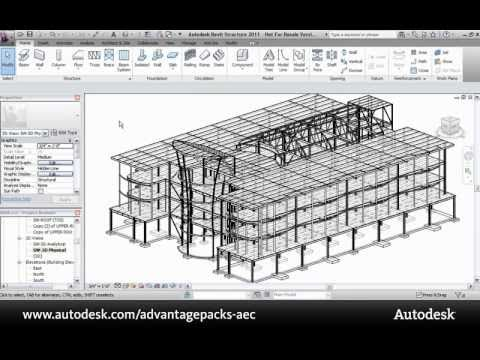 Subscription Advantage Pack Demo: Revit Extensions for Revit Structure 2011