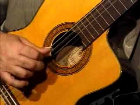 Classical Guitar Lesson - 120 Finger Picking Excercises For The Right Hand By Mauro Guiliani #15