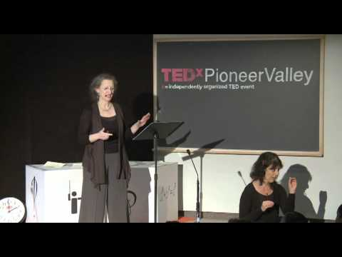 TEDxPioneerValley - Priscilla Kane Hellweg - The Moment of Inspiration